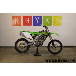 Kawasaki 450 KXF 2017 Occasion